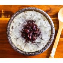 膠原紅豆紫米