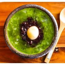 膠原宇治抹茶紅豆紫米
